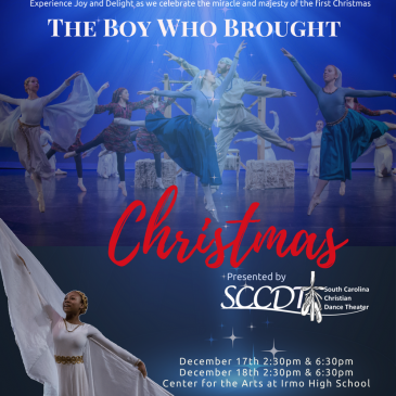 Christmas performance tickets are now on sale