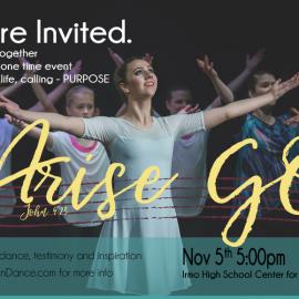 Arise…Go!