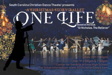 South Carolina Christian Dance Theater – Glorifying God
